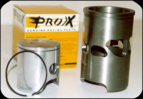 prox piston and liner